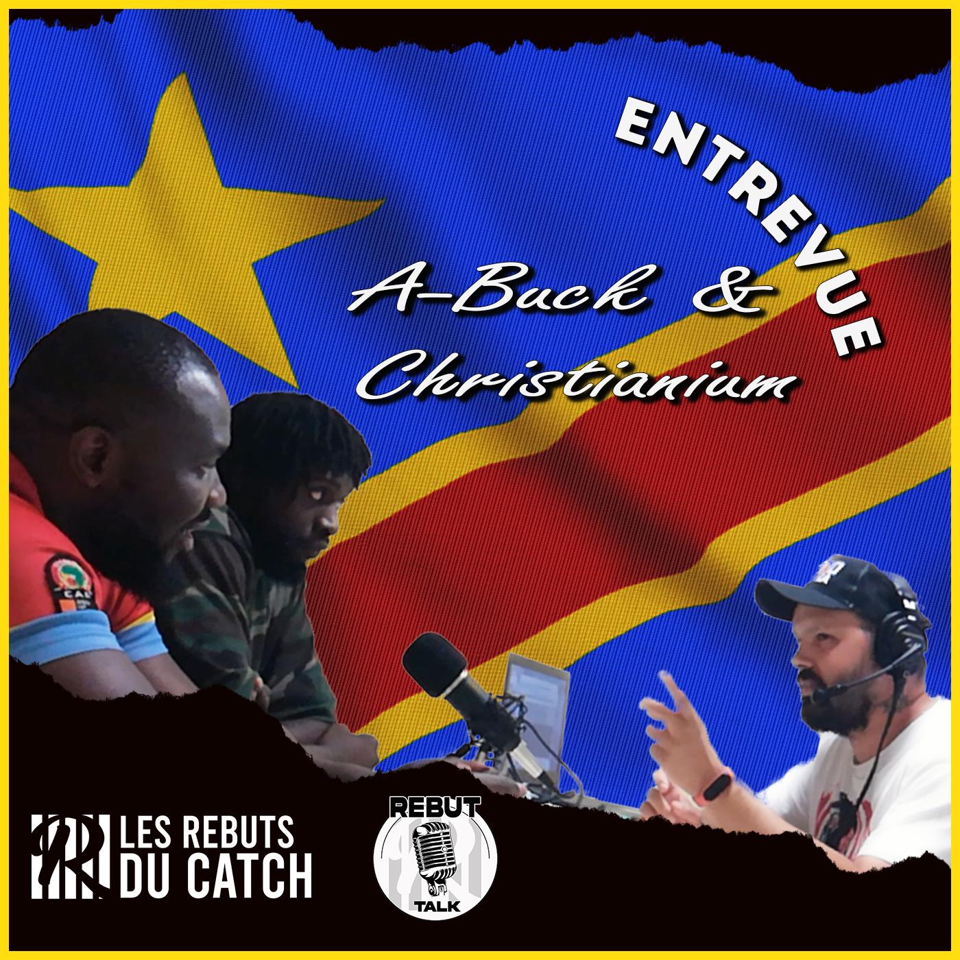 Entrevue avec A-Buck et Christanium / Afrikan Bomaye : Enfin de retour sur la route !