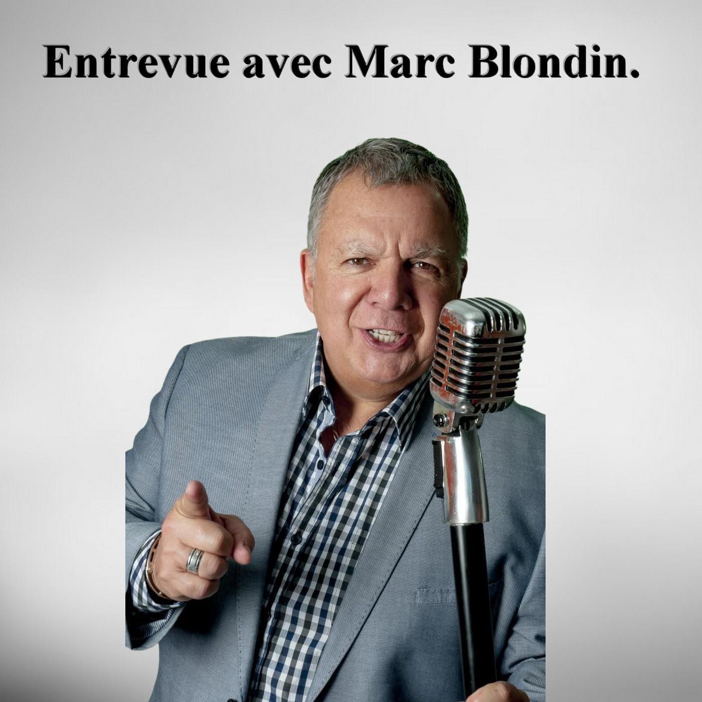 Entrevue avec Marc Blondin ( Interviewer chez WWF / Commentateur WCW / TNA)