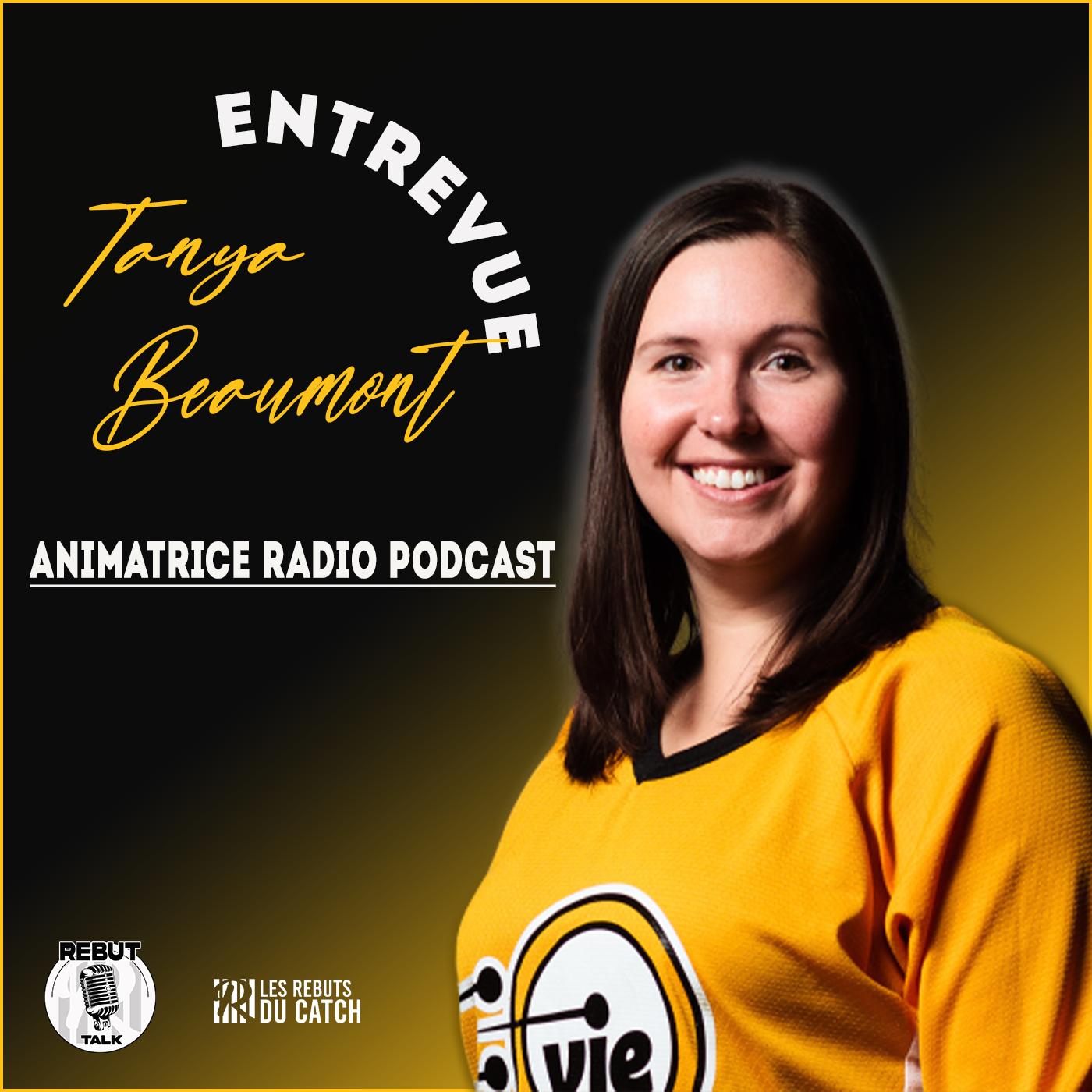 Entrevue avec Tanya Beaumont du Podcast D'la troisième corde.