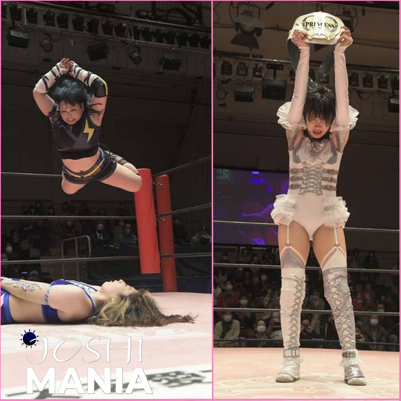 Joshimania #2 : Review TJPW : TJPW Tokyo Joshi Pro '21