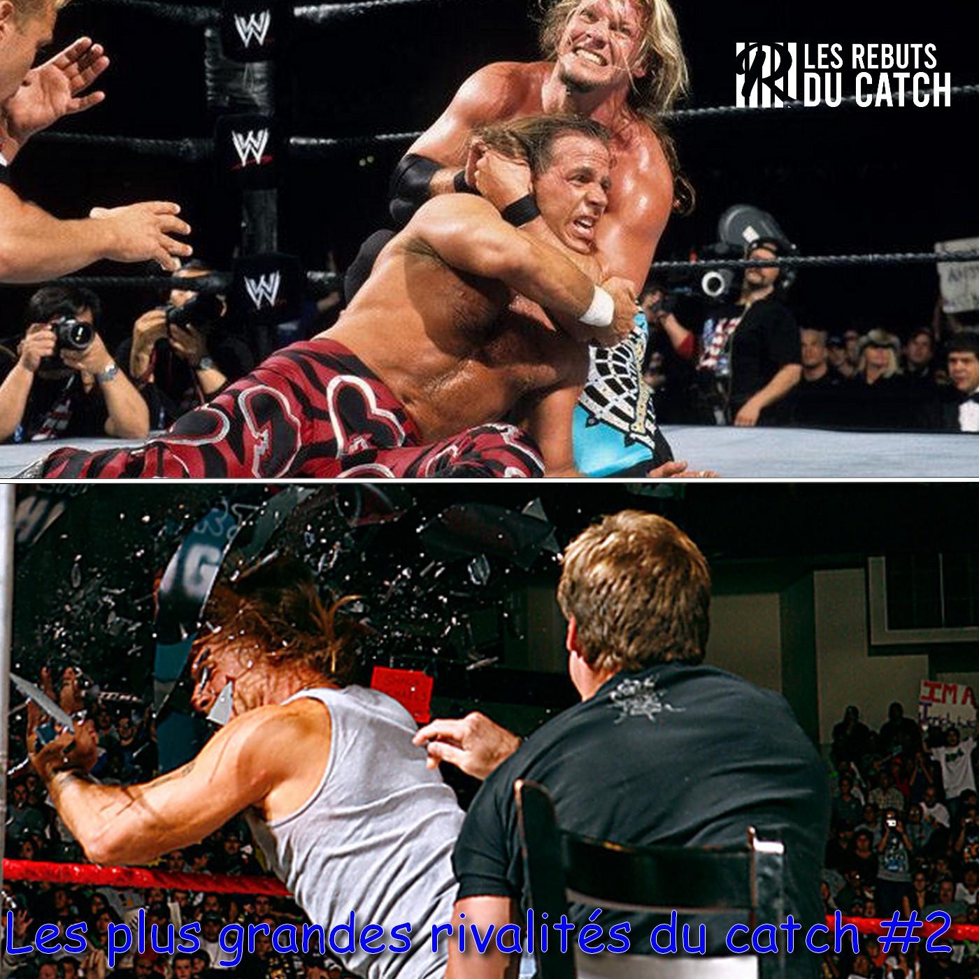 Les plus grandes rivalités du catch #2 Feat Rabbimantaur : Chris Jericho vs Shawn Michaels.