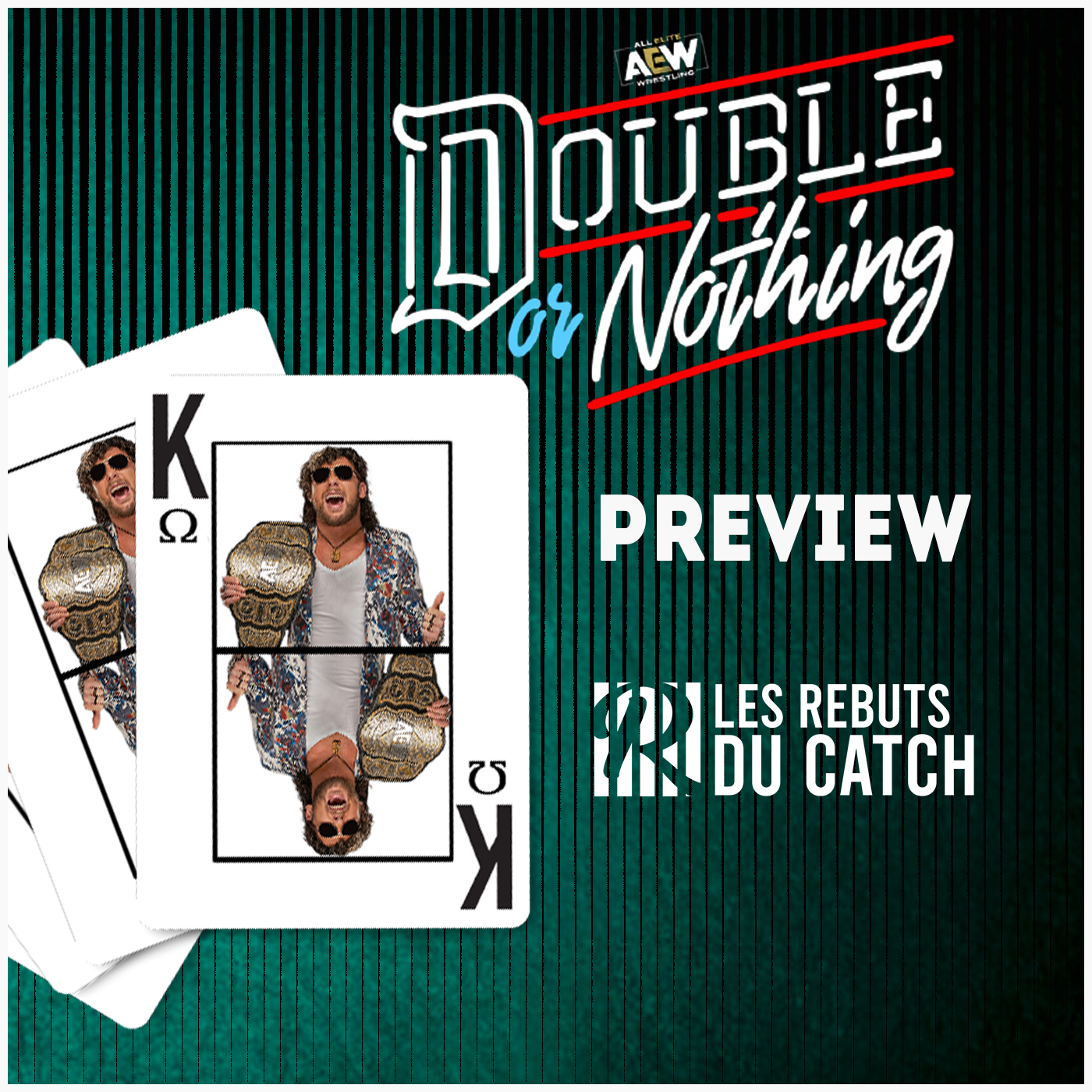 Preview : AEW Double Or Nothing 2021 : La fin du Inner Circle ?