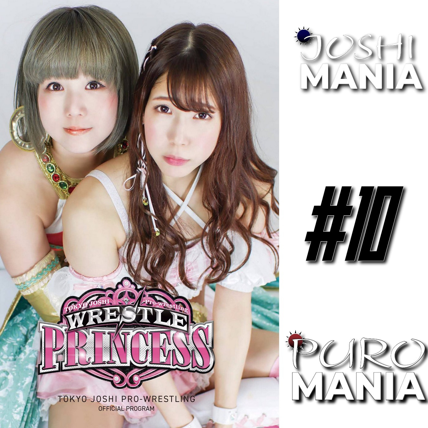 PuroMania #10 Review TJPW Wrestle Princess + NJPW BOSJ / TAG LEAGUE [Day 1] + NOAH Preview !