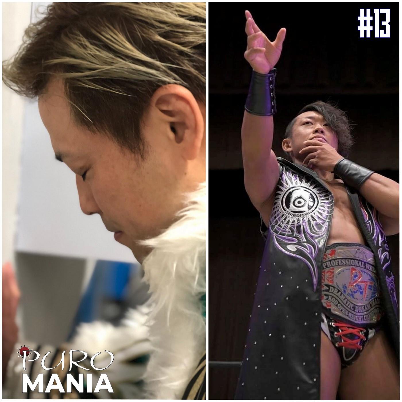 PuroMania #13 : Shiozaki sur une autre planète + Review DDT / AJPW et NJPW