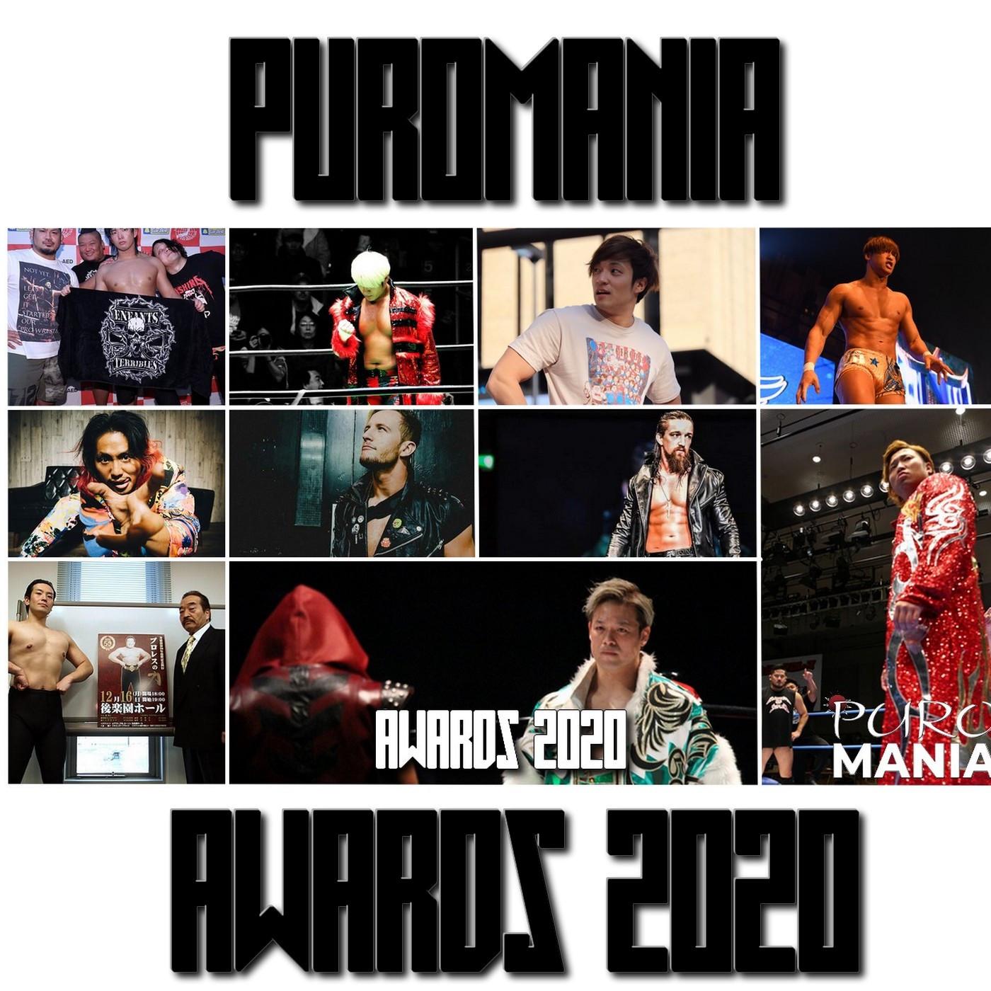 PuroMania #15 : Les Awards 2020 du Puroresu !