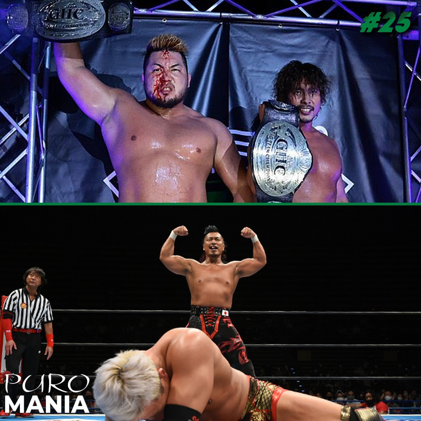 PuroMania #25 : Review NJPW 49th Anniversary & NJ CUP + NOAH Great Voyage 2021