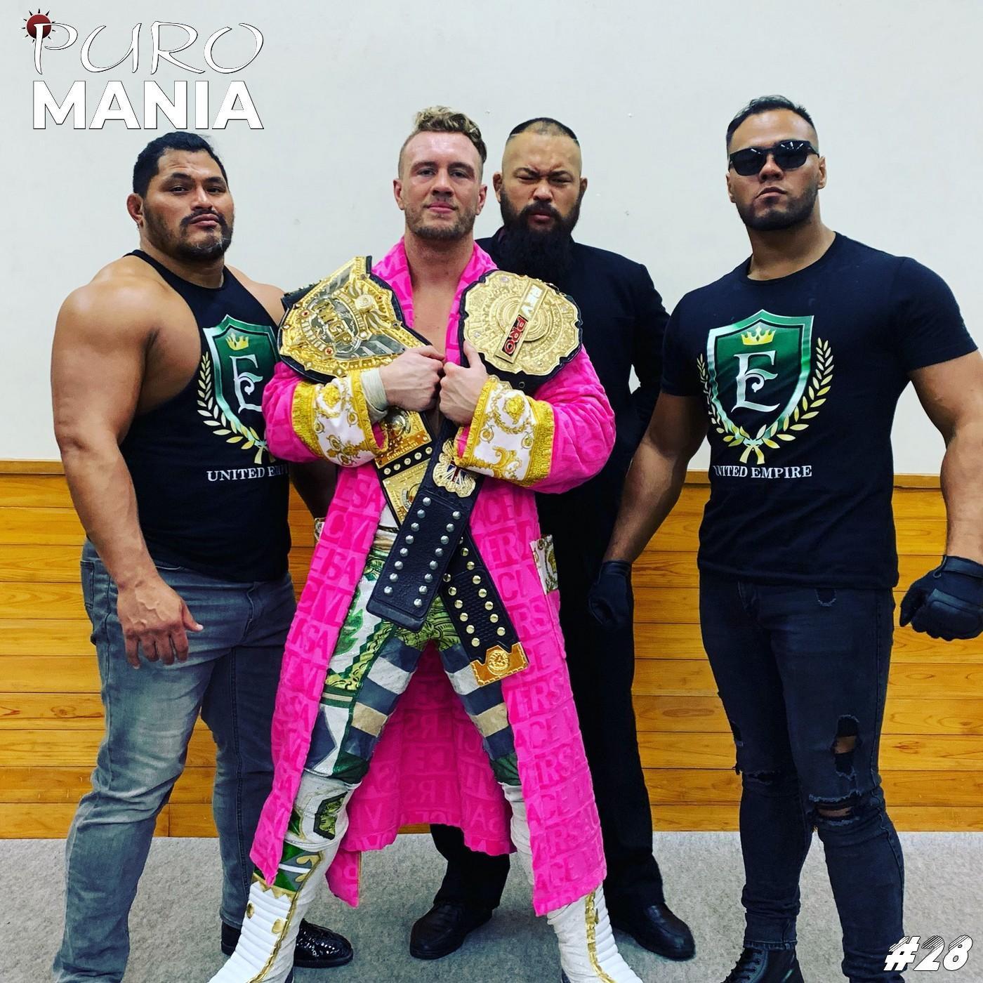 Puromania #28 : NJPW Sakura Genesis 2021 + DDT Judgement 2021 ~ DDT 24th Anniversary