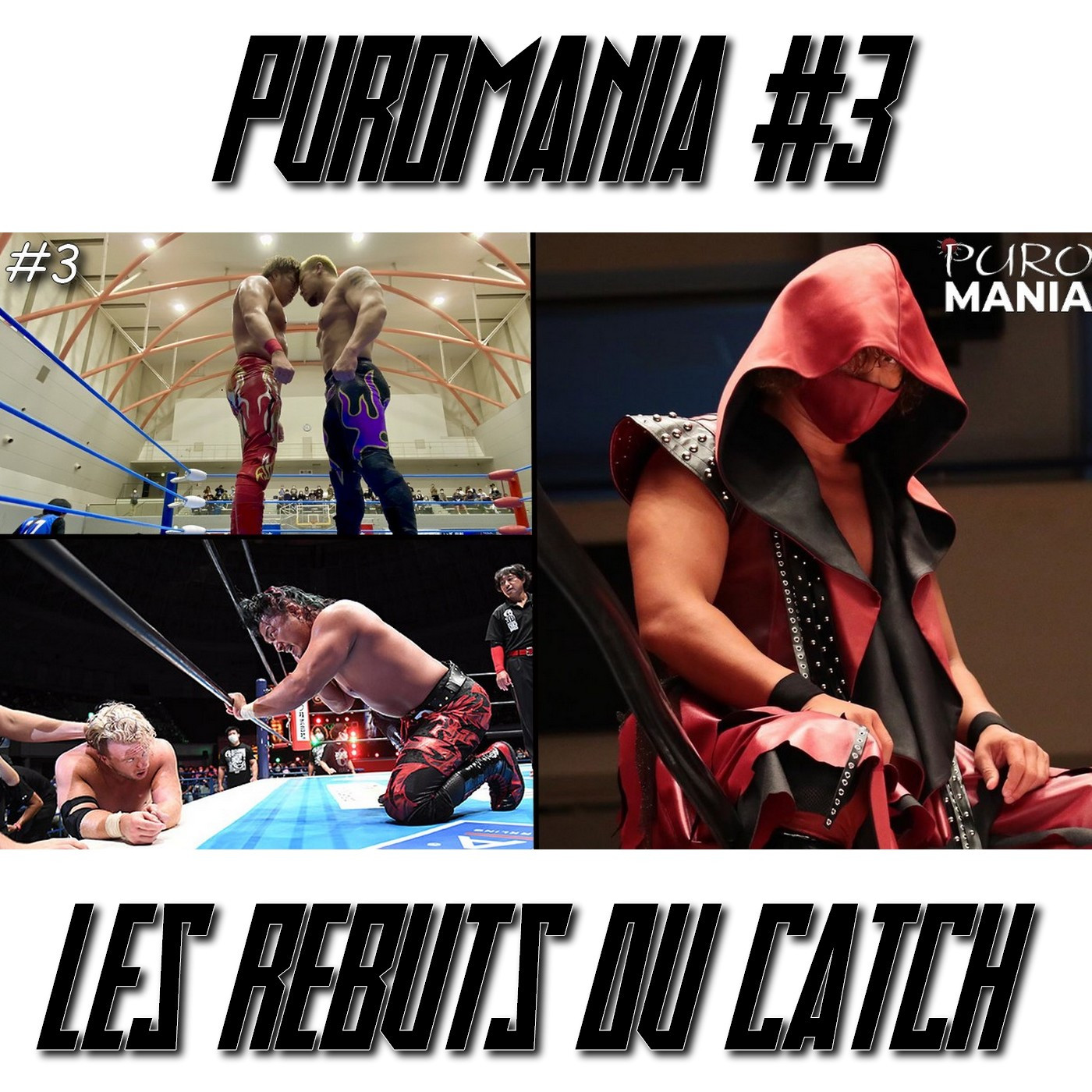 PuroMania #3 Review Champion Carnival Day 4/5 + NOAH N1 Day 3/4/5 et G1 Climax Day 3/4/5 !
