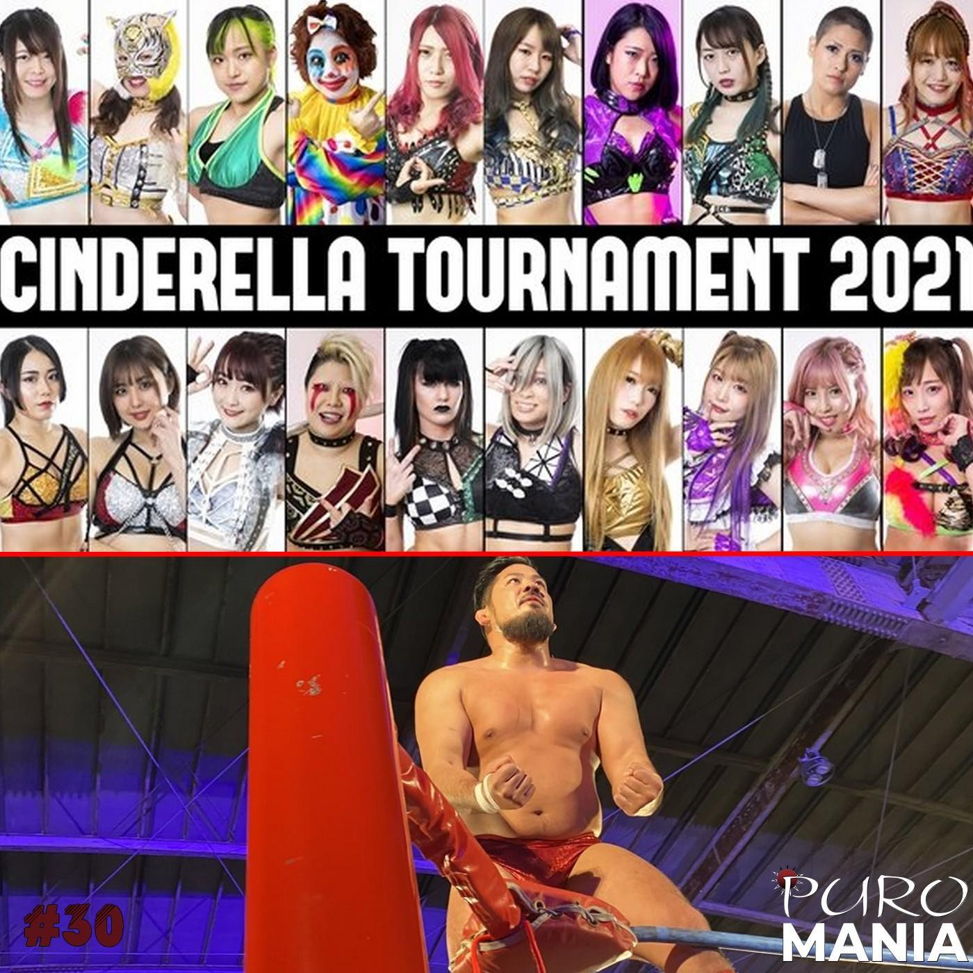 Puromania #30 : Review : AJPW Champion Carnival 1 Day 3,4 et 5 / Cinderella Tournament 2021