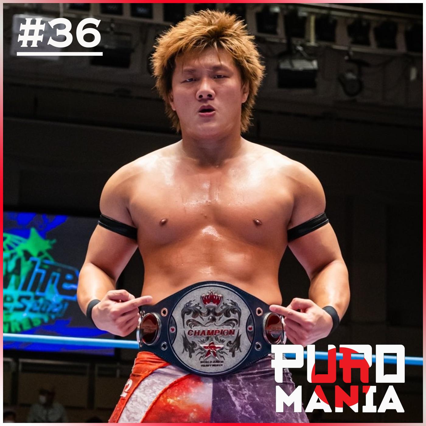 Puromania #36 : Tout savoir sur l'été de NJPW, Le premier show de Gleat / AJPW et King of DDT