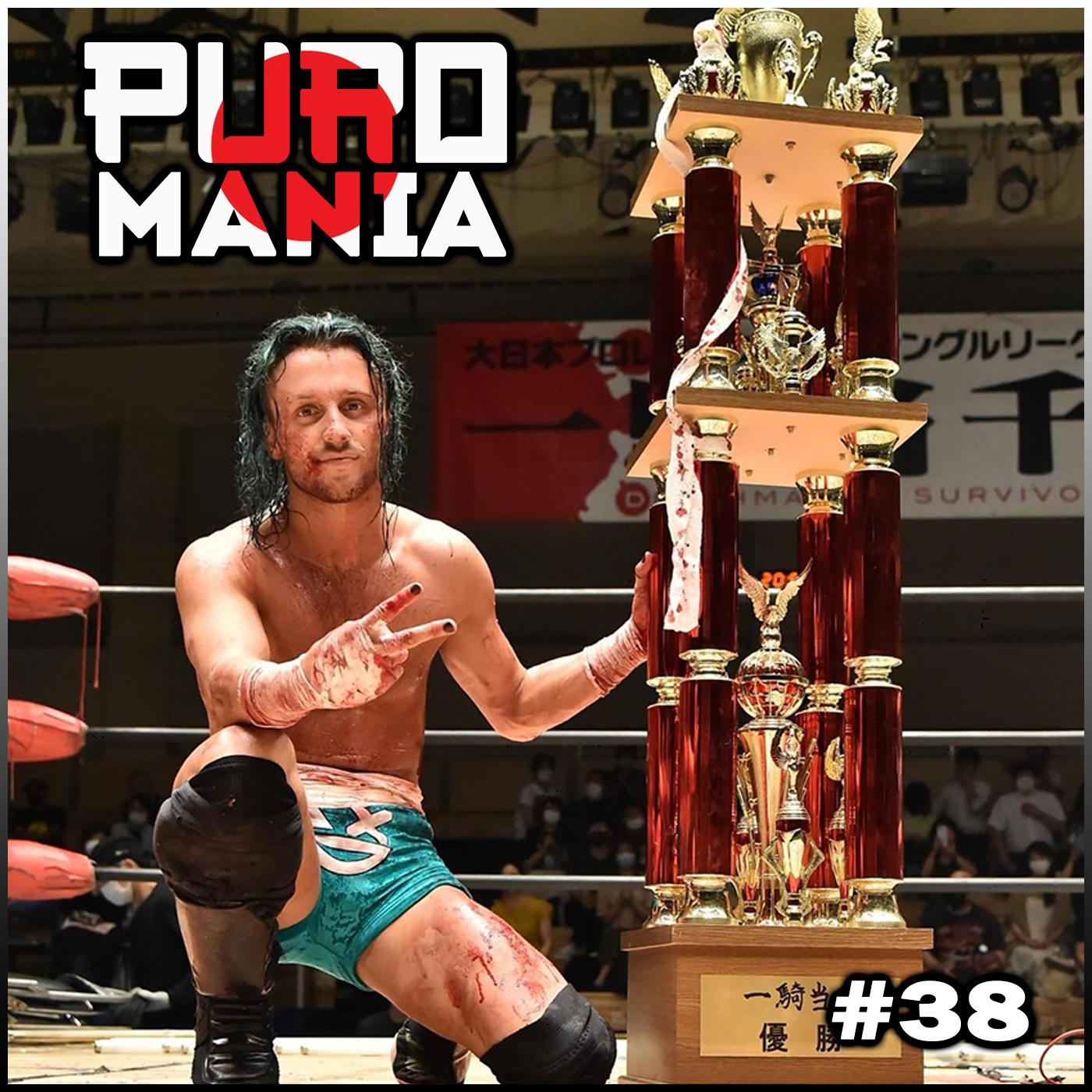 Puromania #38 : GLEAT nous ne déçoit pas ! / Drew Parker 💀 / Takeshita en route vers Akiyama !