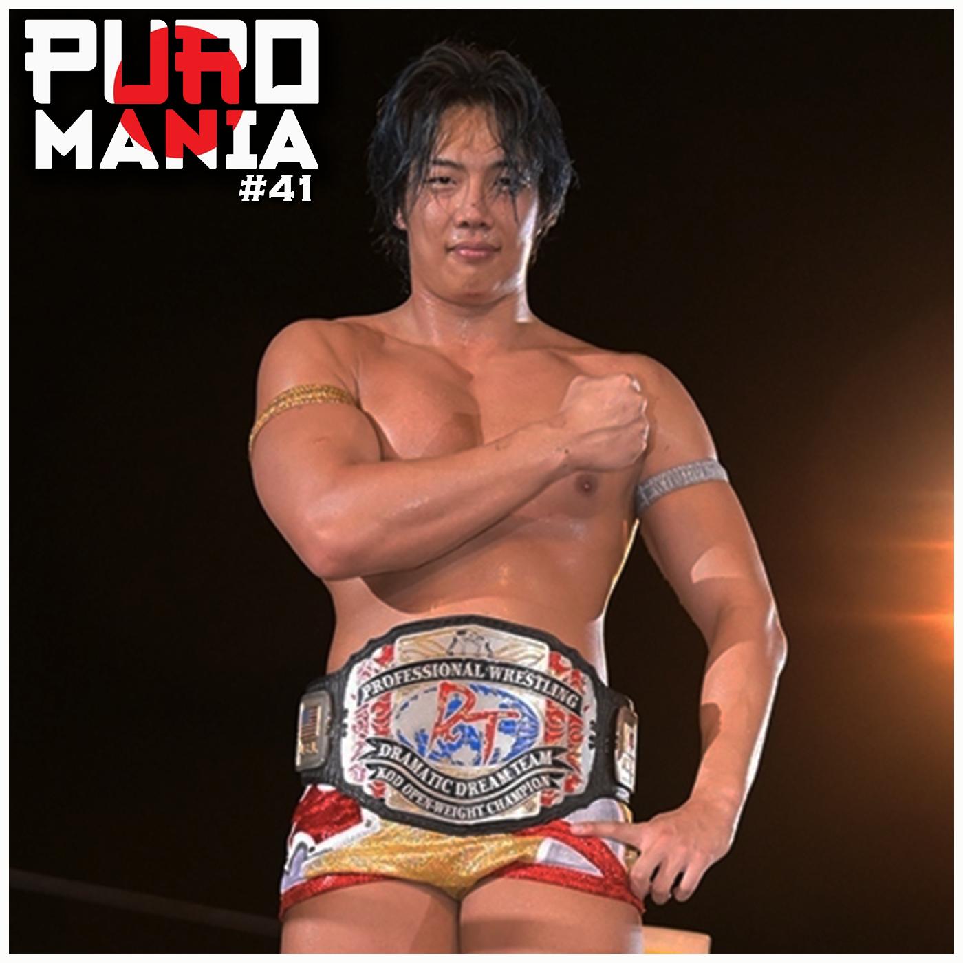 Puromania #41 : Analyse du royal road tournament de AJPW / DDT Peter Pan 2021
