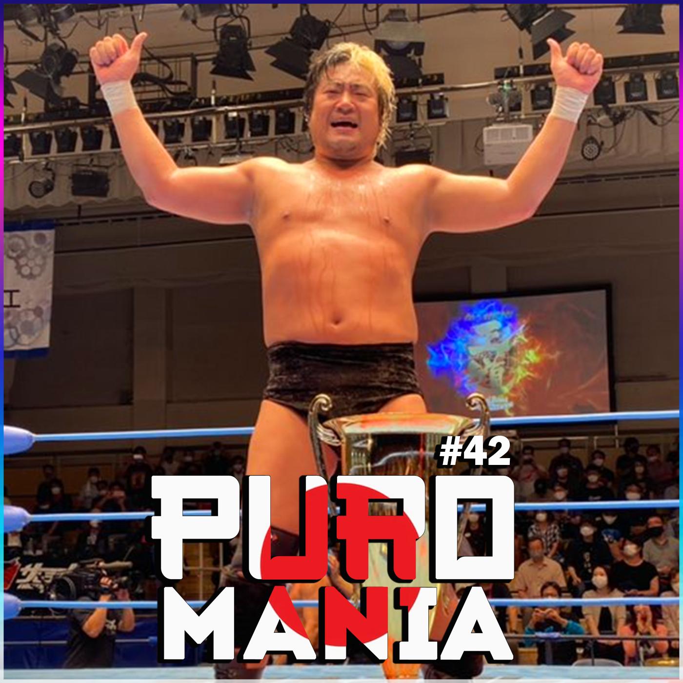 Puromania #42 : Suwama Gagne le Royal Road + Preview NJPW WRESTLE GRAND SLAM
