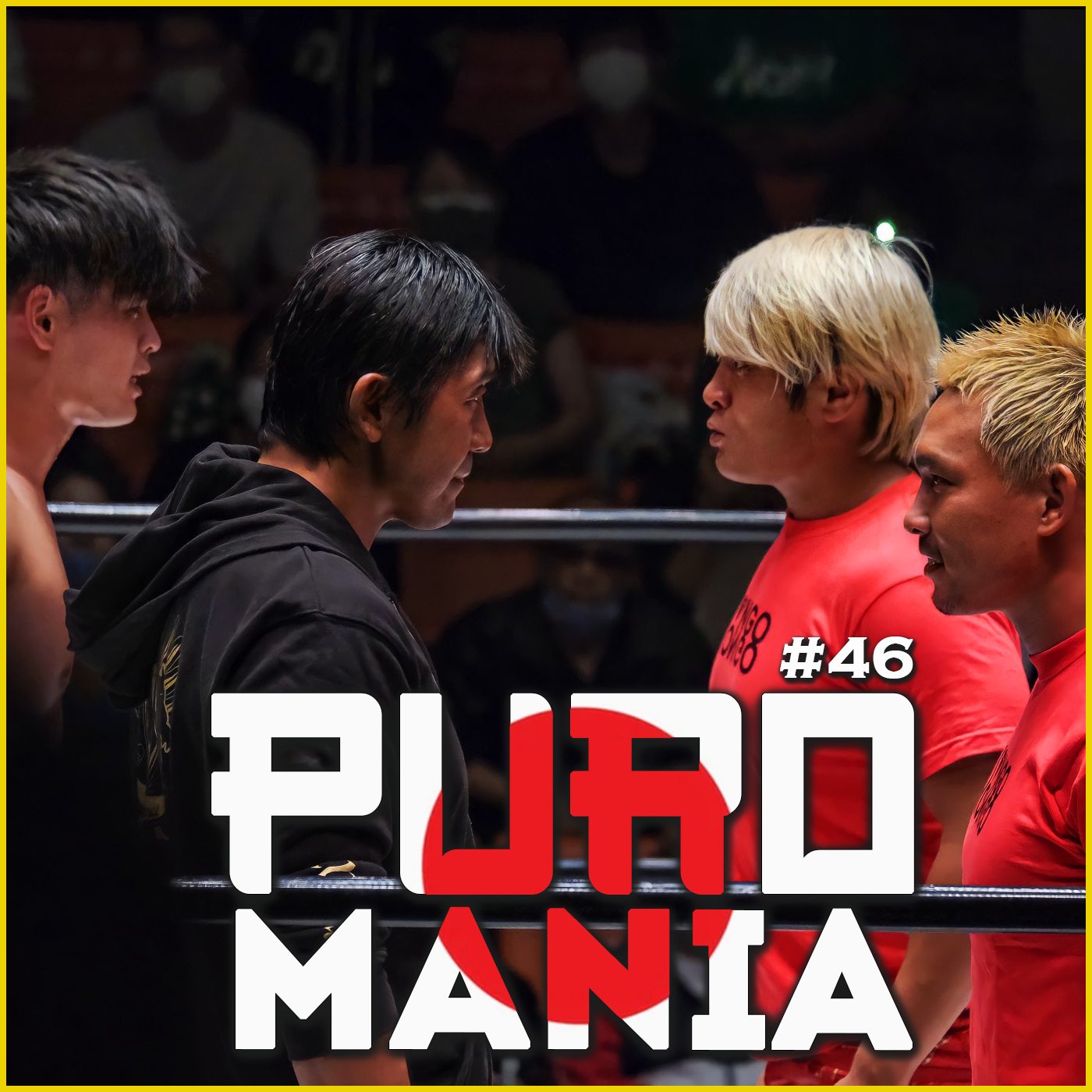 Puromania #46 : Keiji Mutō ne perd pas ! / ZSJ MVP DU G1 / Brookes vs Takeshita un classique !