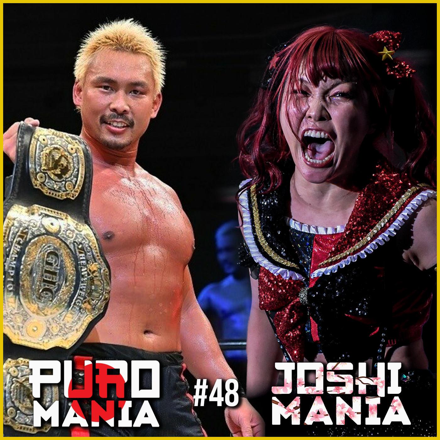 Puromania #48 : Yamashita trop forte pour Itoh / Nakajima Champion / G1 Climax + Bodyzoi 4 en Bonus.