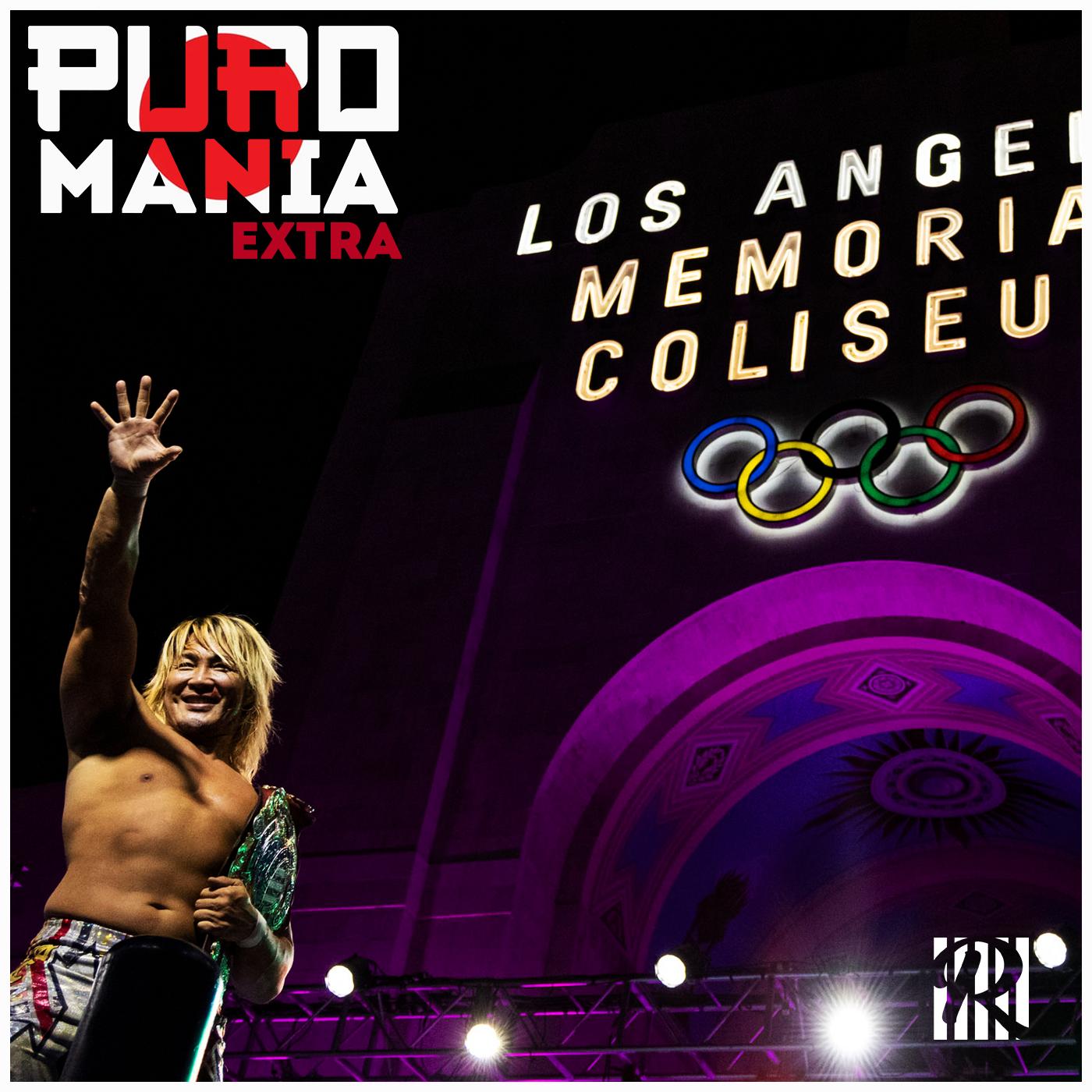 Puromania Extra : NJPW Resurgence 2021 : Une réussite pour NJPW STRONG ?