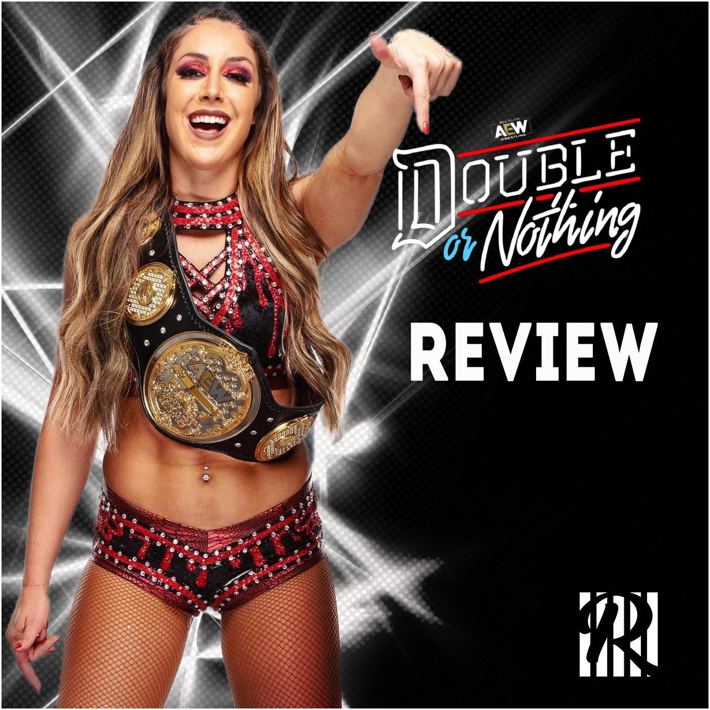 Review AEW : Double or Nothing : Le publique + Sting + Stadium Stampede = 😍