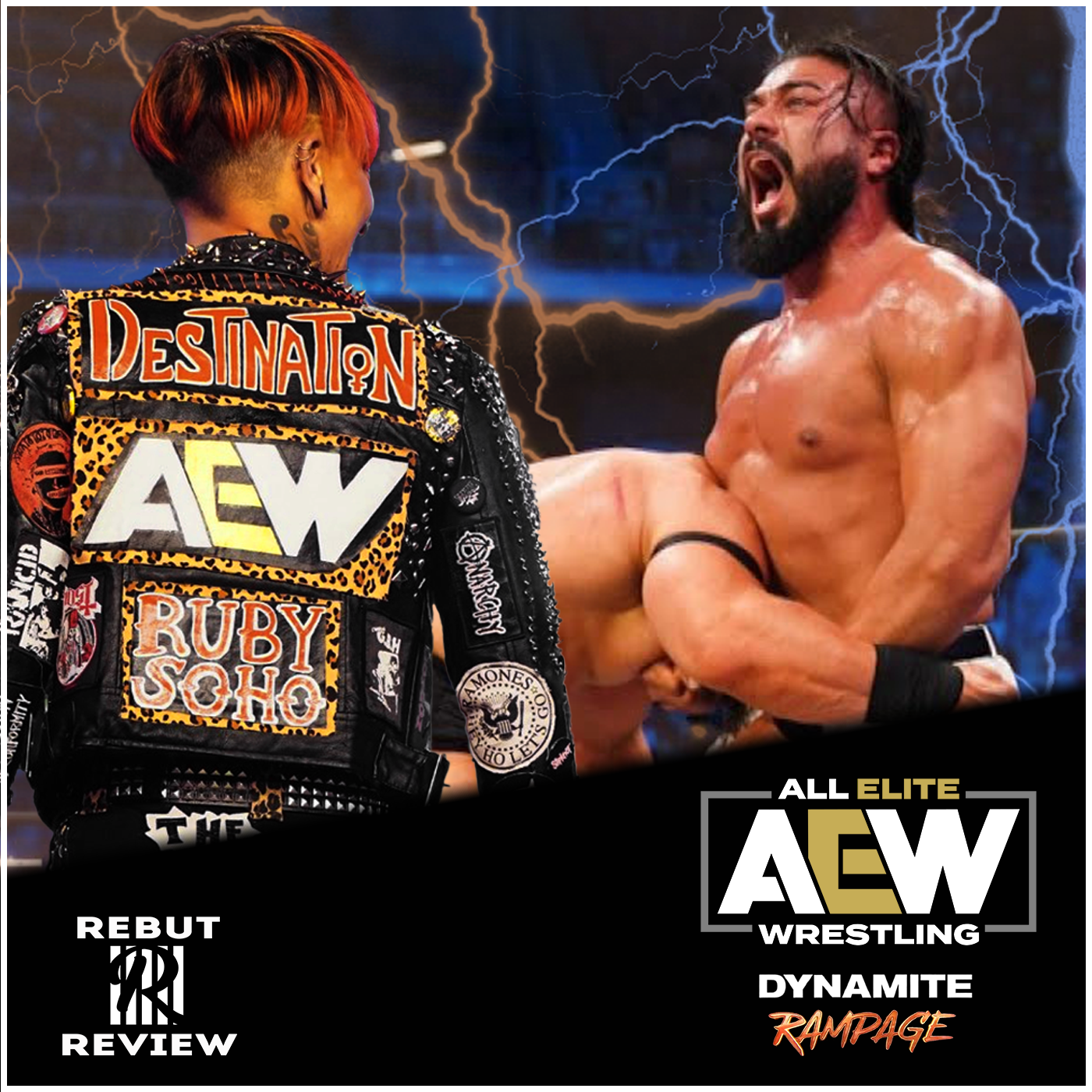 REVIEW AEW DYNAMITE #101 & Rampage #5 : Pac vs Andrade ne nous déçois pas !
