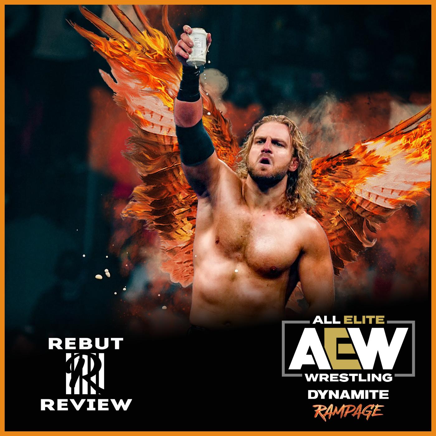 REVIEW AEW DYNAMITE #105 & Rampage #9 : Cowboy Sh*t !