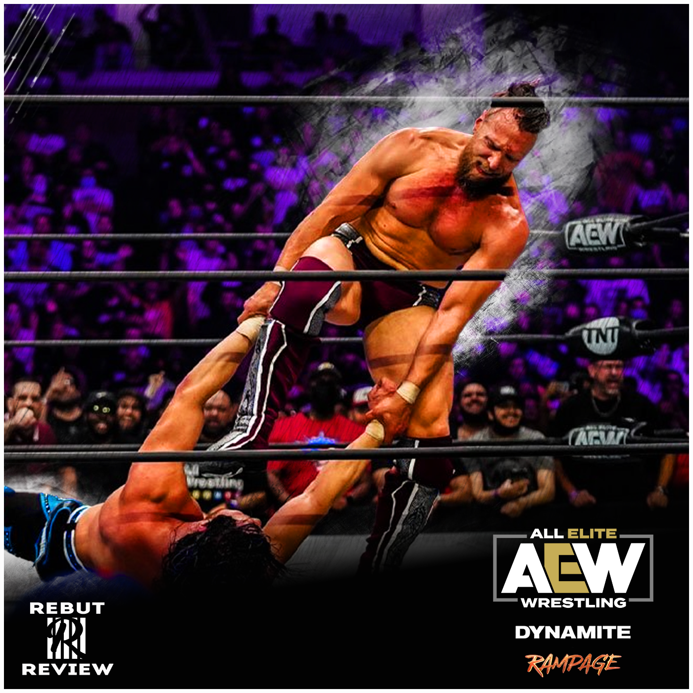 REVIEW AEW DYNAMITE & Rampage GRAND SLAM :Omega & Bryan sort un 5🧢 devant plus de 20 000 personnes !