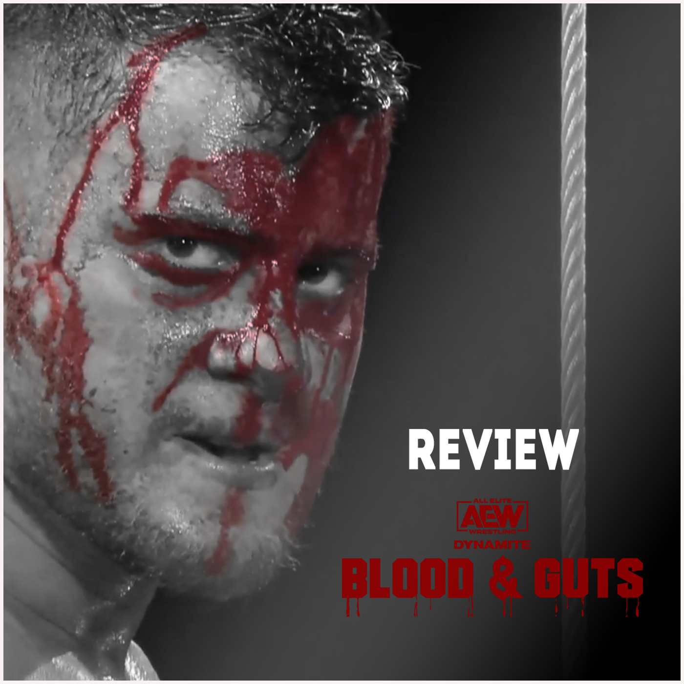 Review de AEW BLOOD AND GUTS : LE VRAI WAR GAMES ?