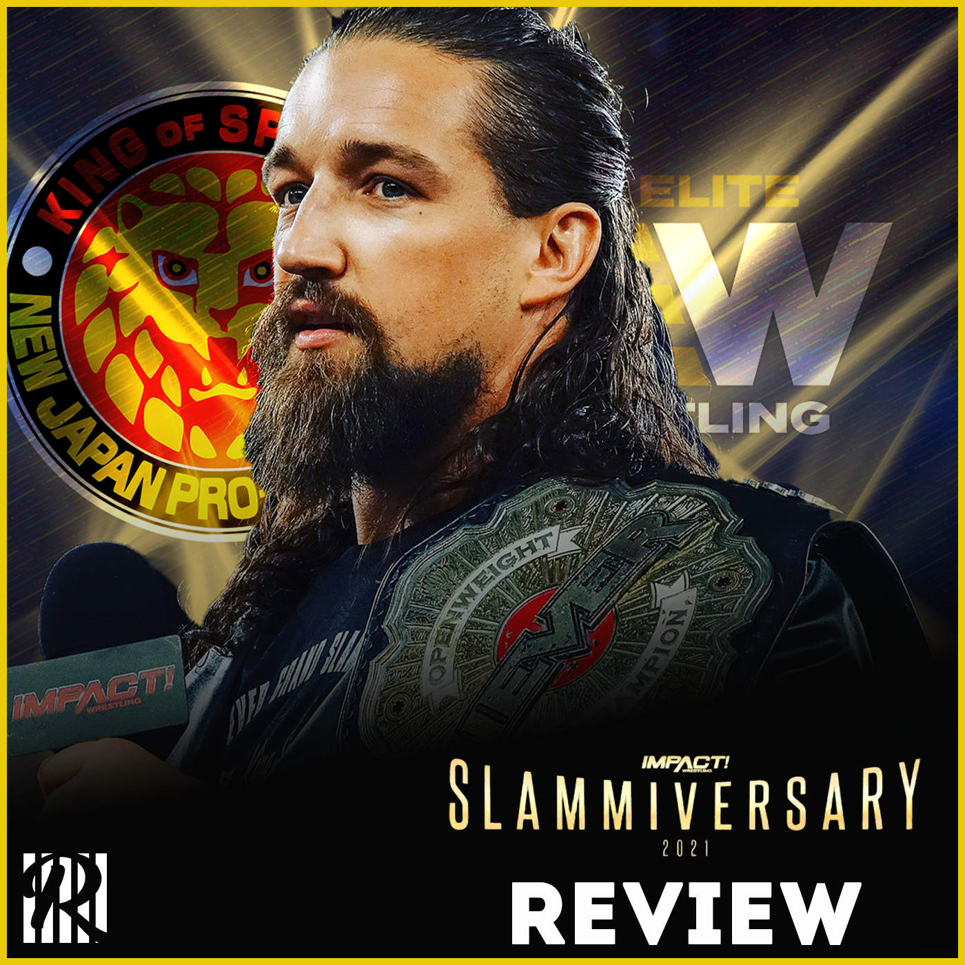 Review Impact Wrestling Slammiversary : Un Show Solide + Jay White = un show réussie !