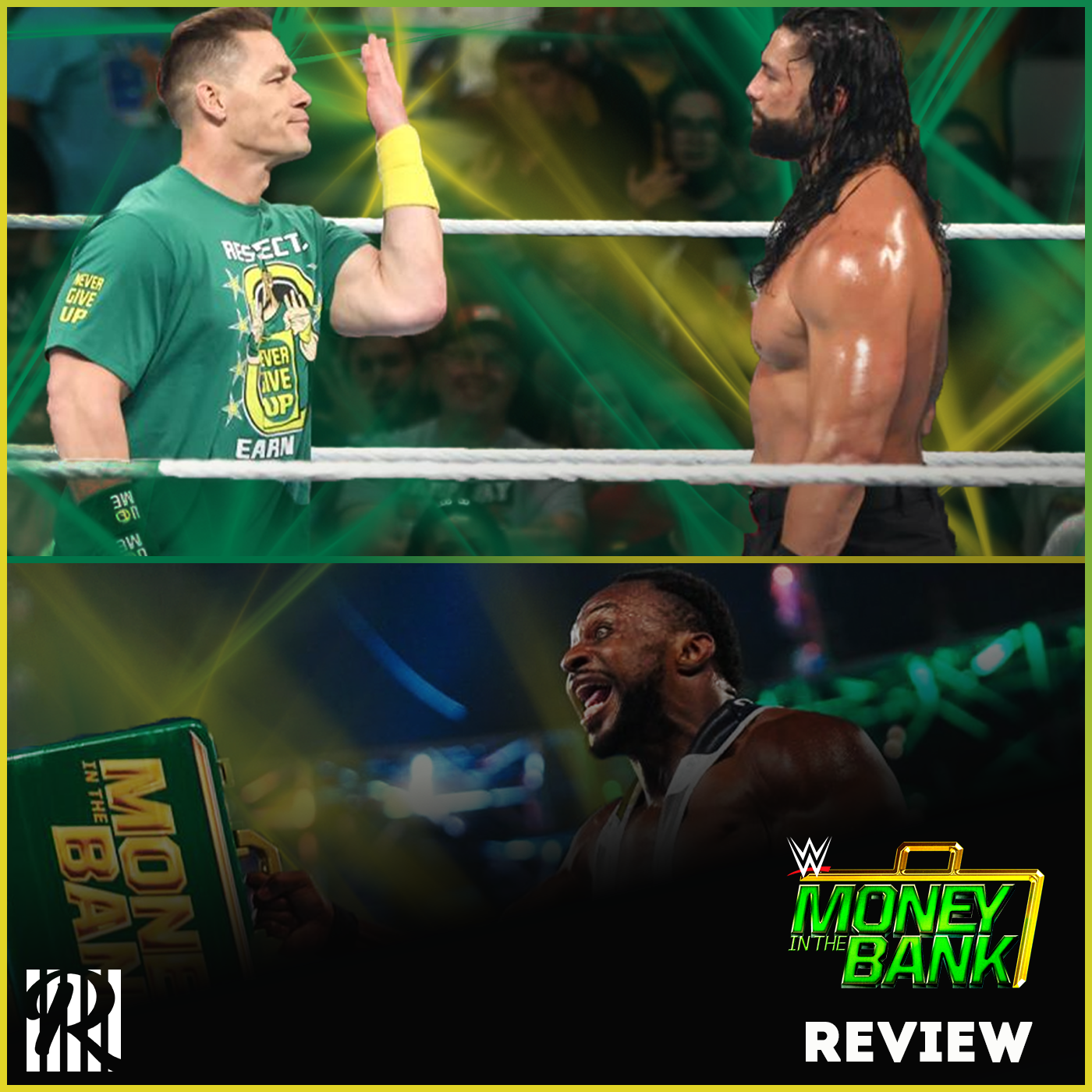 REVIEW MONEY IN THE BANK 2021 : Le meilleur MITB Match ? John Cena de retour !