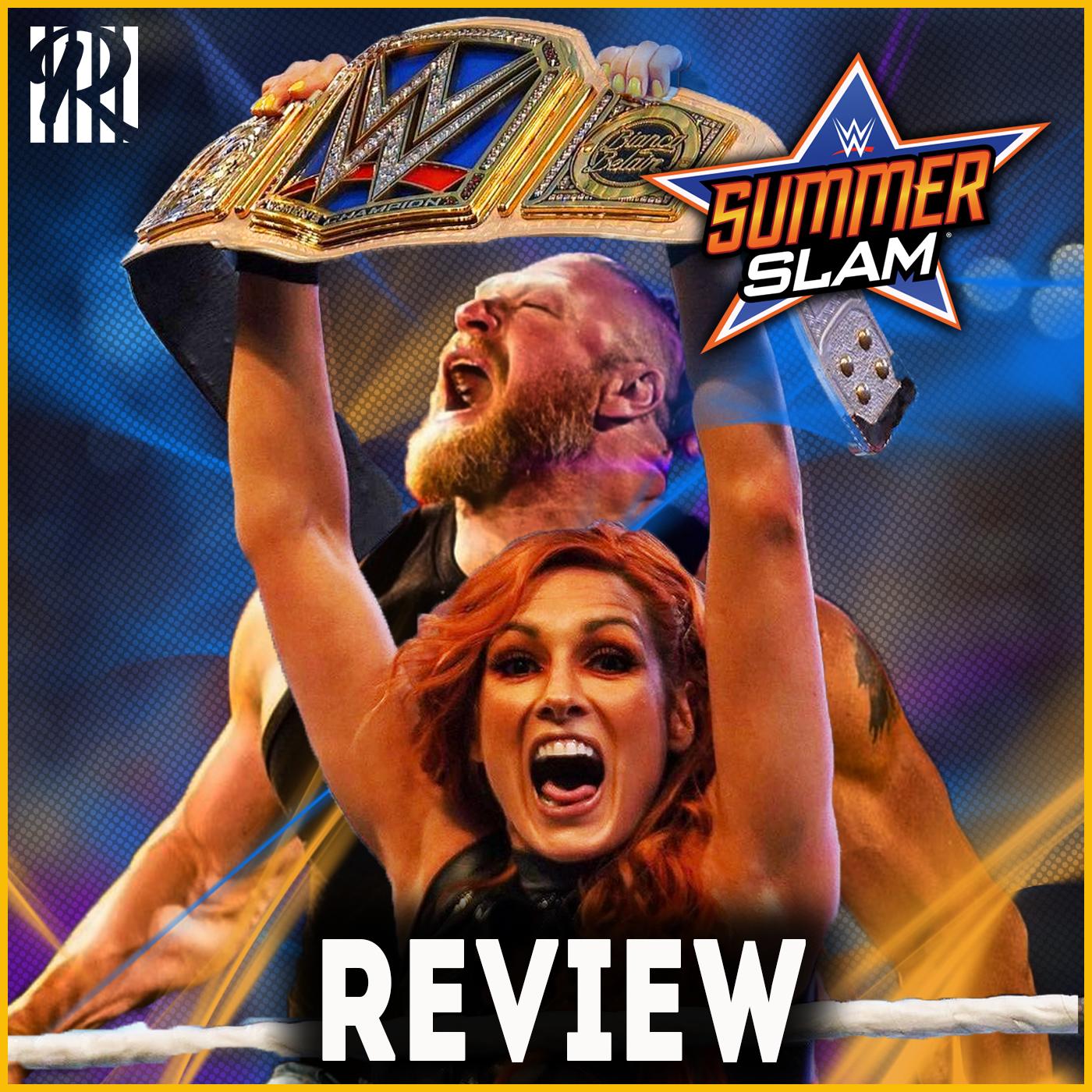 REVIEW WWE SUMMERSLAM 2021 : Trop long pour être bon ?