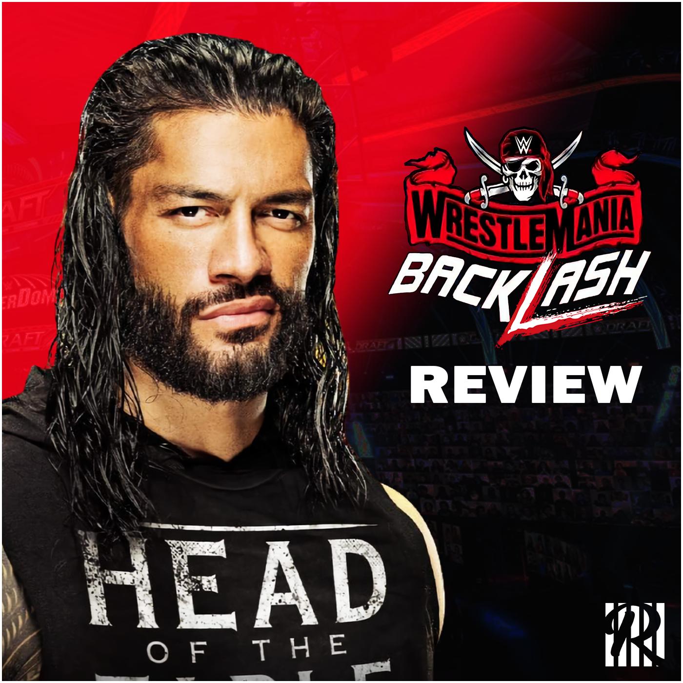 Review : WWE WRESTLEMANIA BACKLASH : UN BON PPV ET DES ZOMBIES !