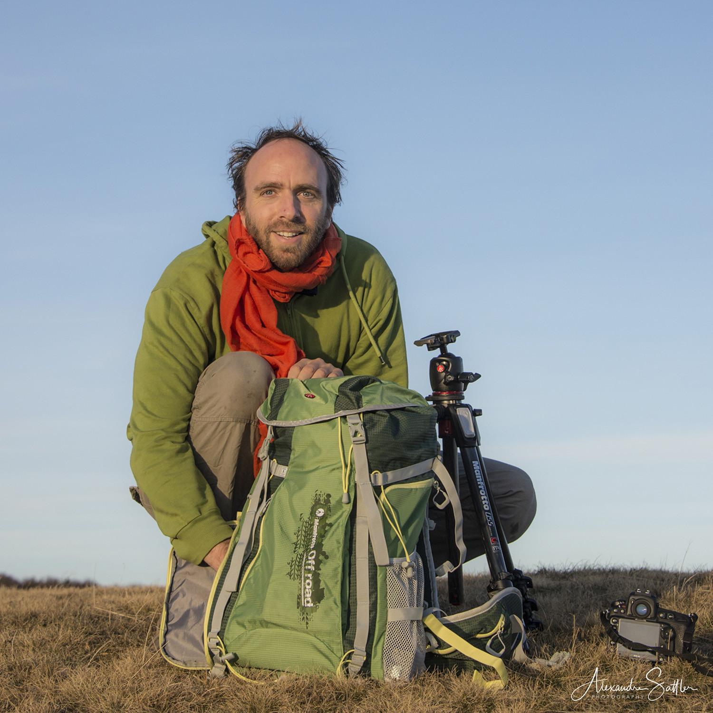 Alexandre Sattler, photographe voyageur - Episode 1