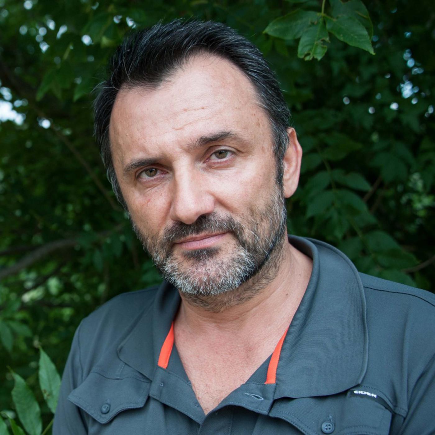 Rencontre avec Frédéric Lopez