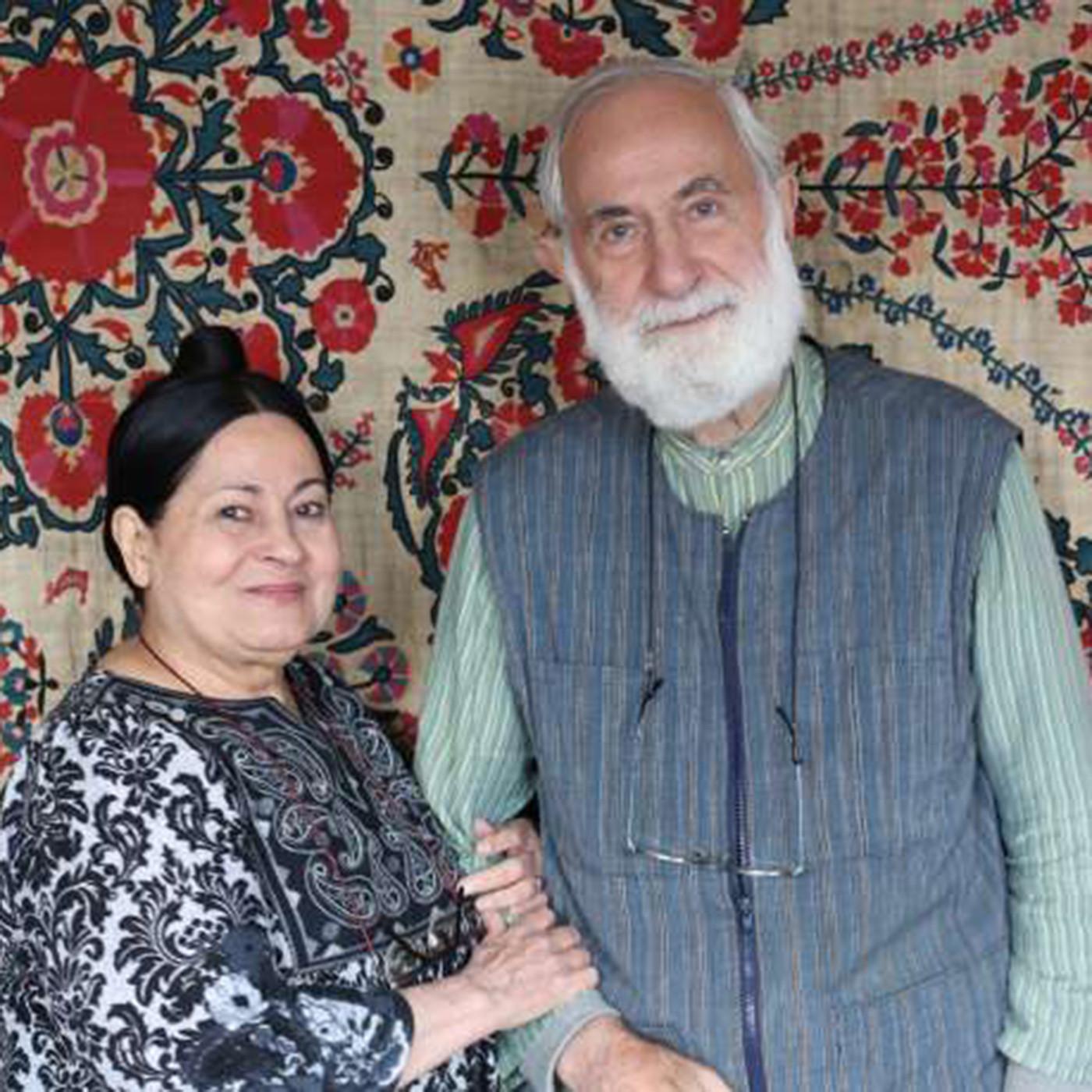 Roland et Sabrina Michaud, une vie sur la route
