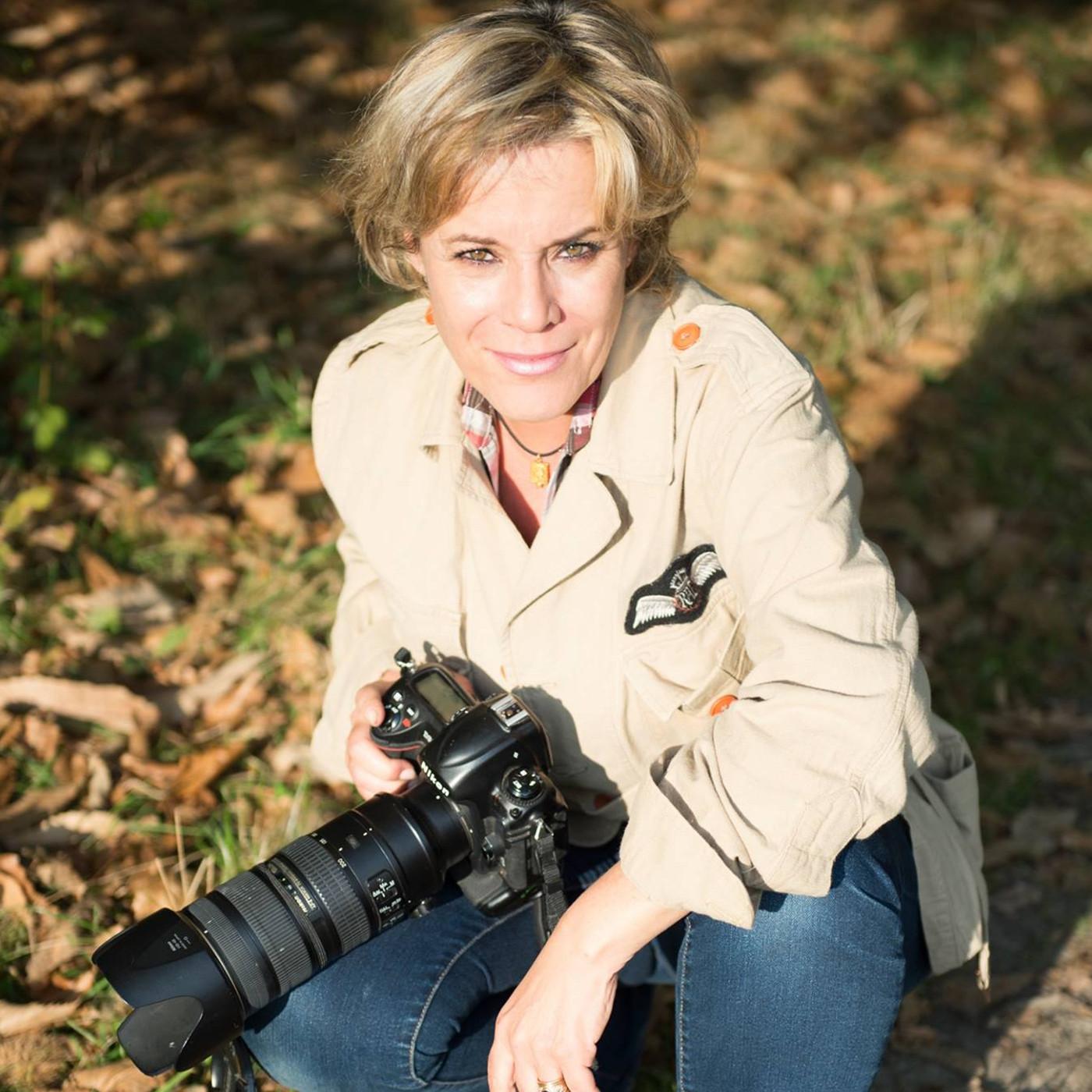 Valérie Léonard, quand la photographie devient réalité