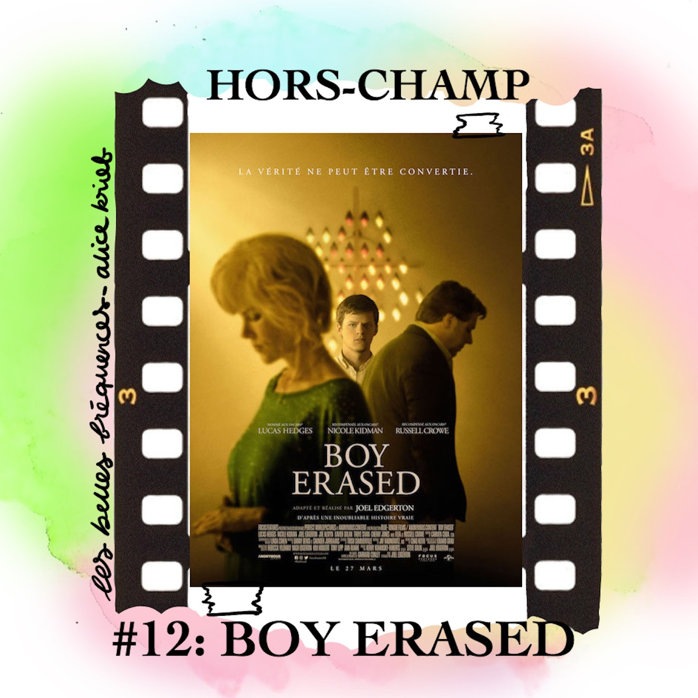 #12: Boy Erased