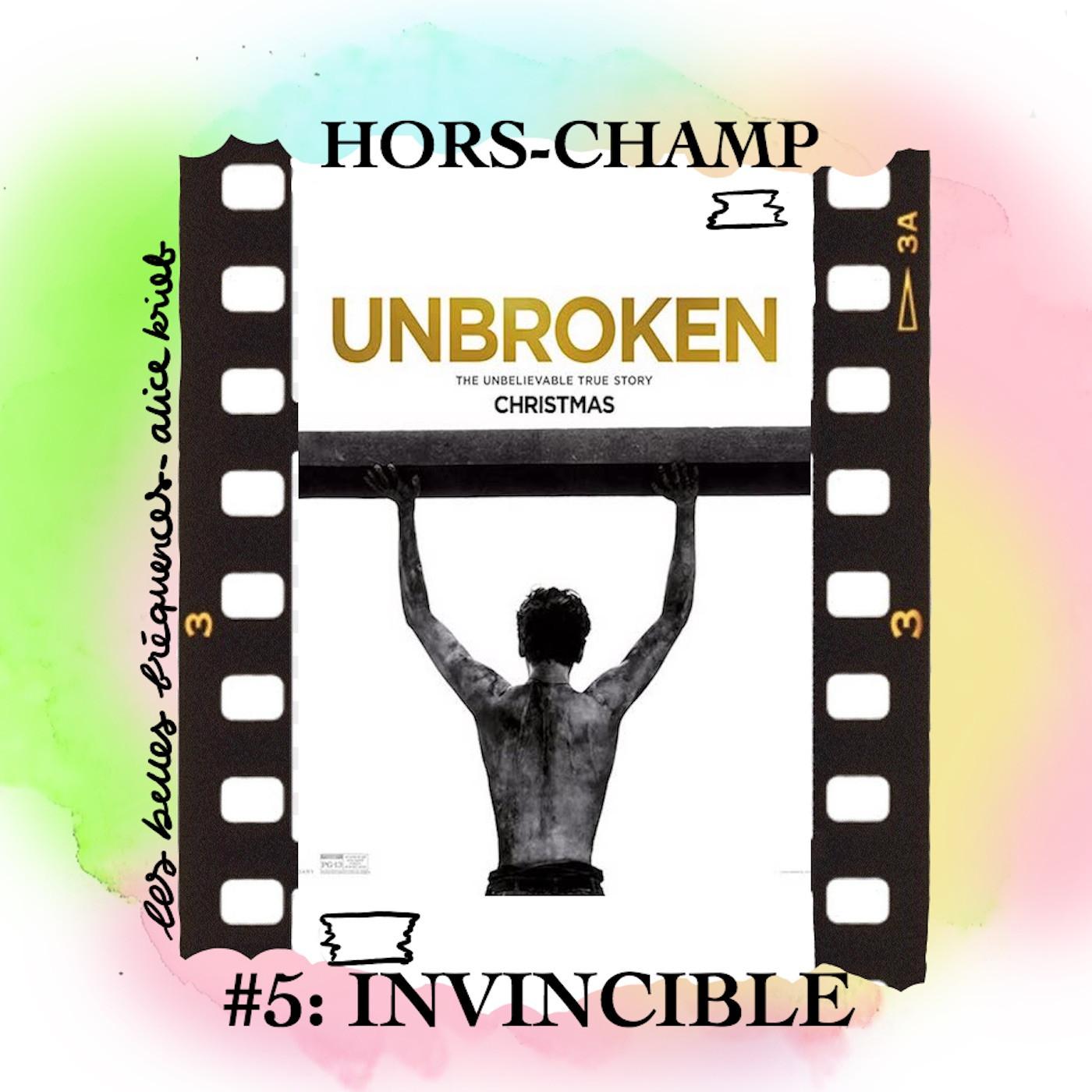 #5: Invincible