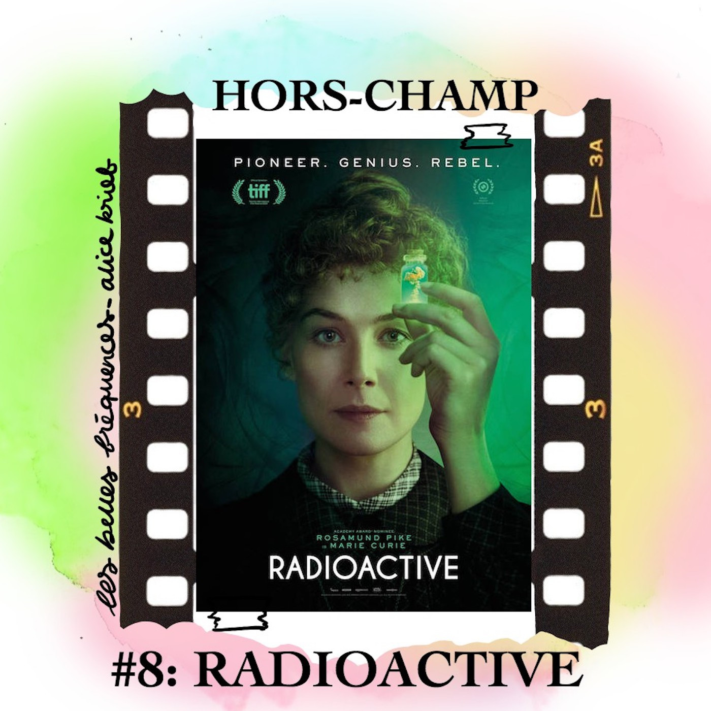 #8: Radioactive