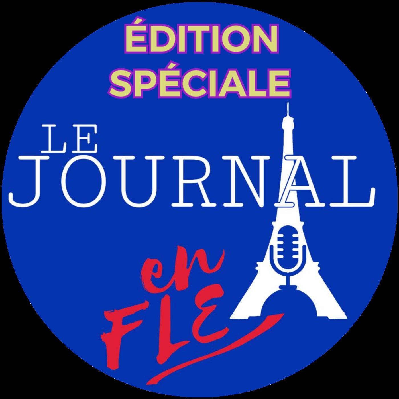 Le Journal en FLE Edition Spéciale №1