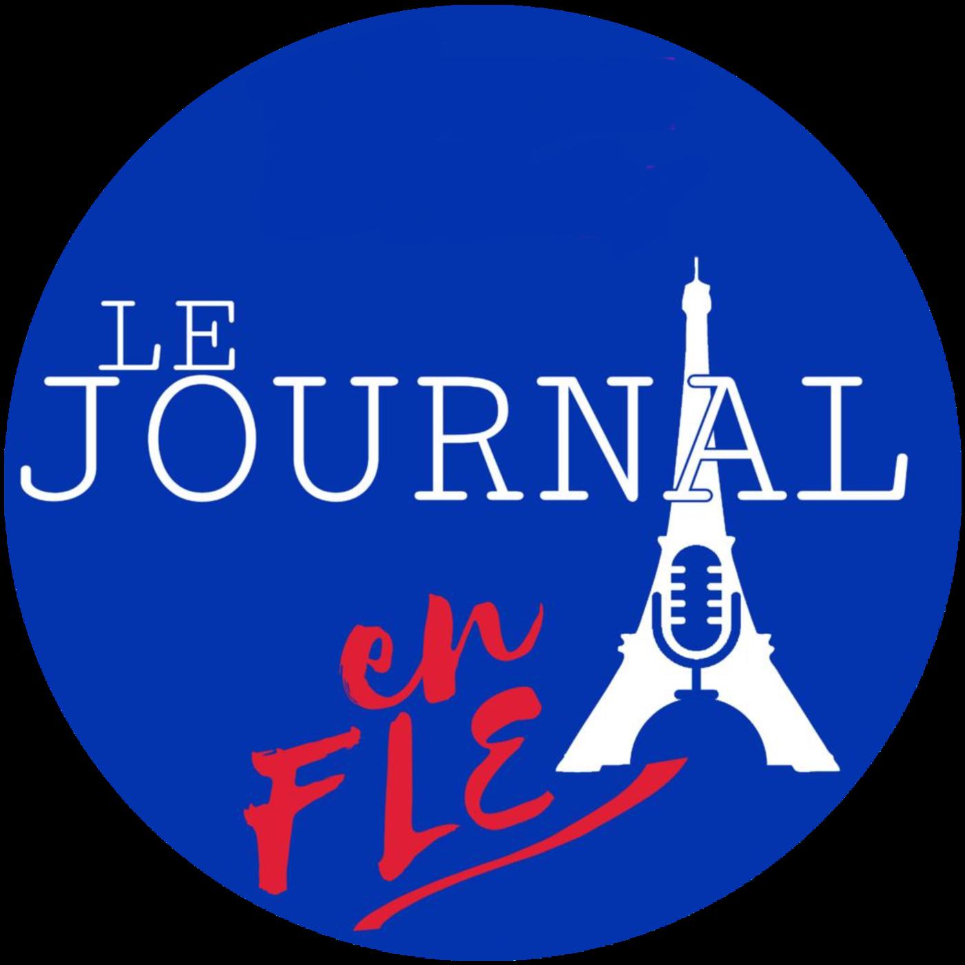 Le Journal en FLE S01/E08