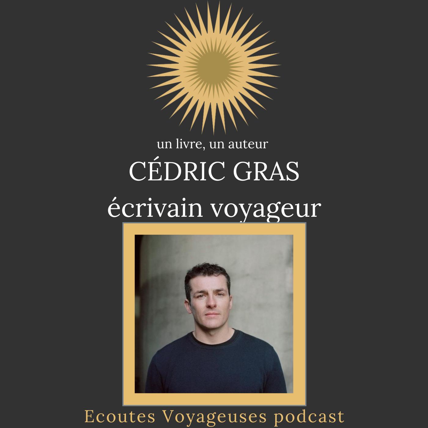 Aux confins de la Russie avec Cédric Gras, écrivain voyageur