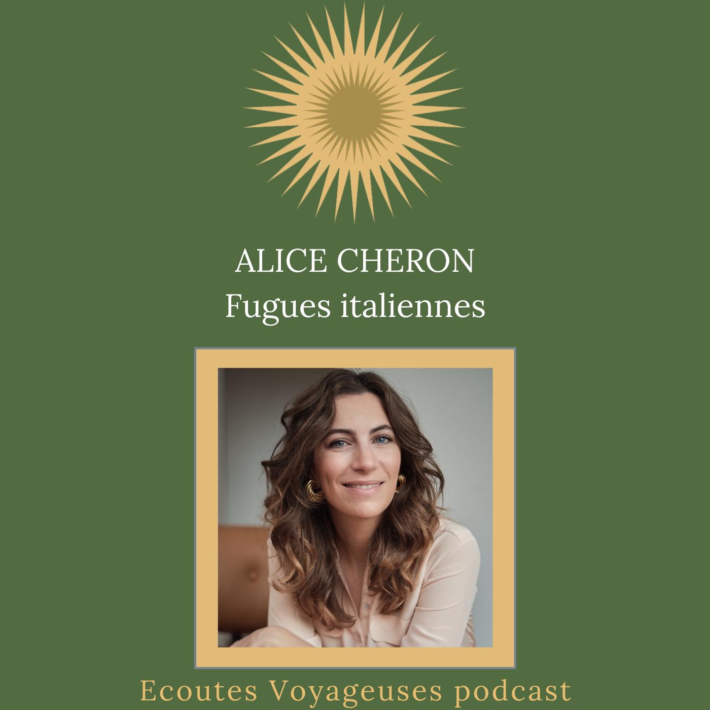 Fugues italiennes avec Alice Cheron