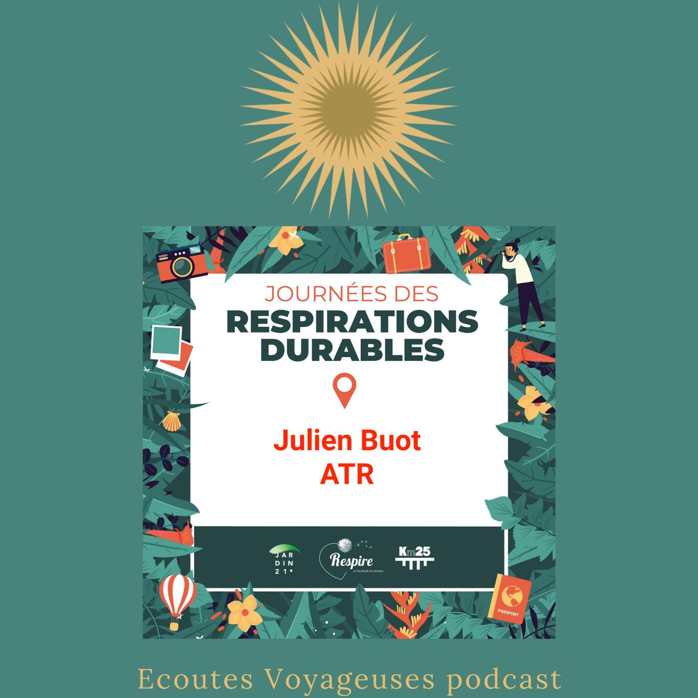 Julien Buot, Agir pour un Tourisme Responsable