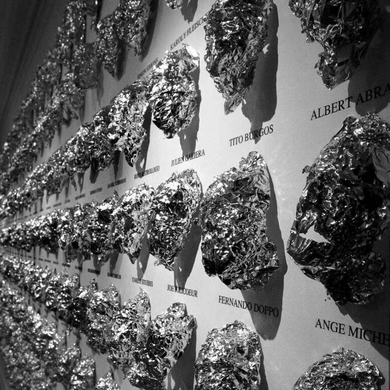 #E3 – Des nœuds, des liens, des plis pour les visiteurs du noir - Atelier 4
