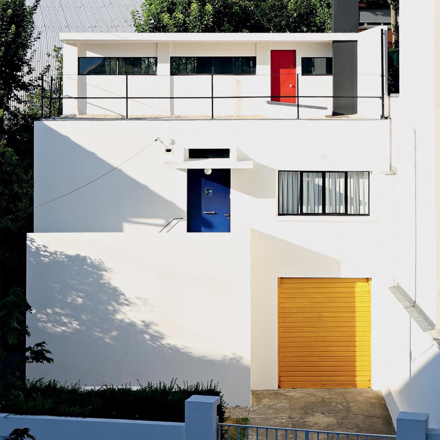 #P1 - La Maison-atelier de Théo Van Doesburg