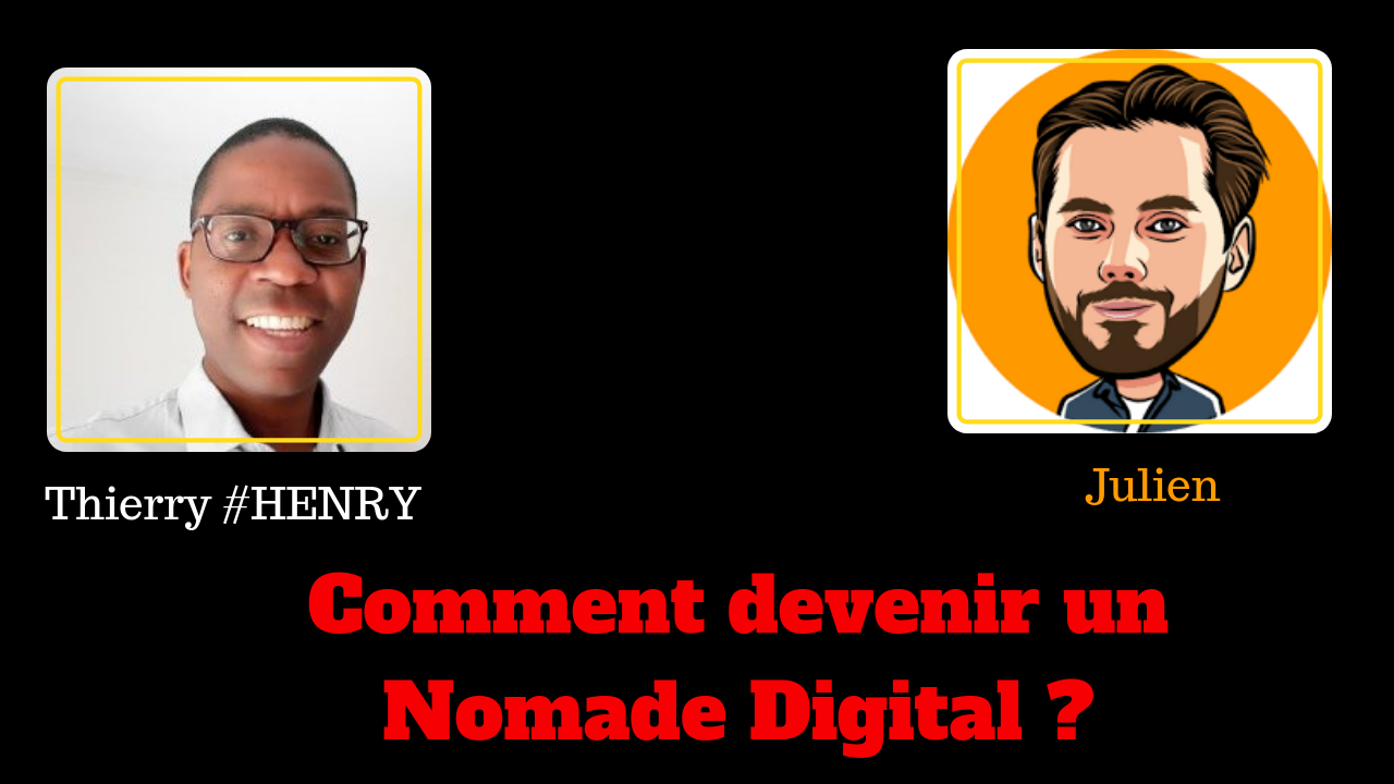 Comment devenir un nomad digital ?