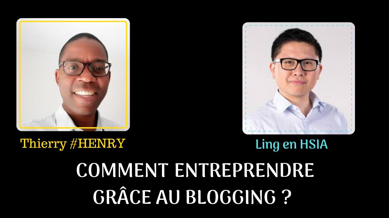 Comment entreprendre grâce au blogging ?