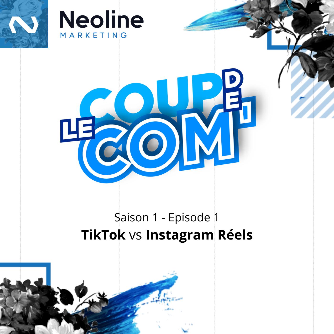 TikTok vs Instagram Réels