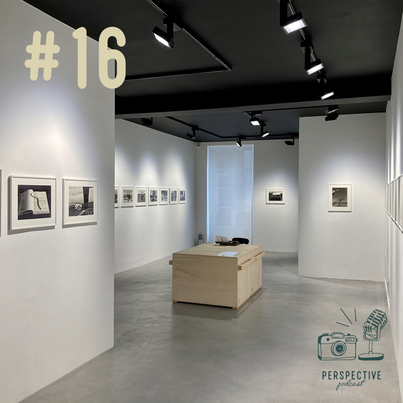 (#16) Thierry Bigaignon | Un galeriste passionné au service d'une photographie singulière