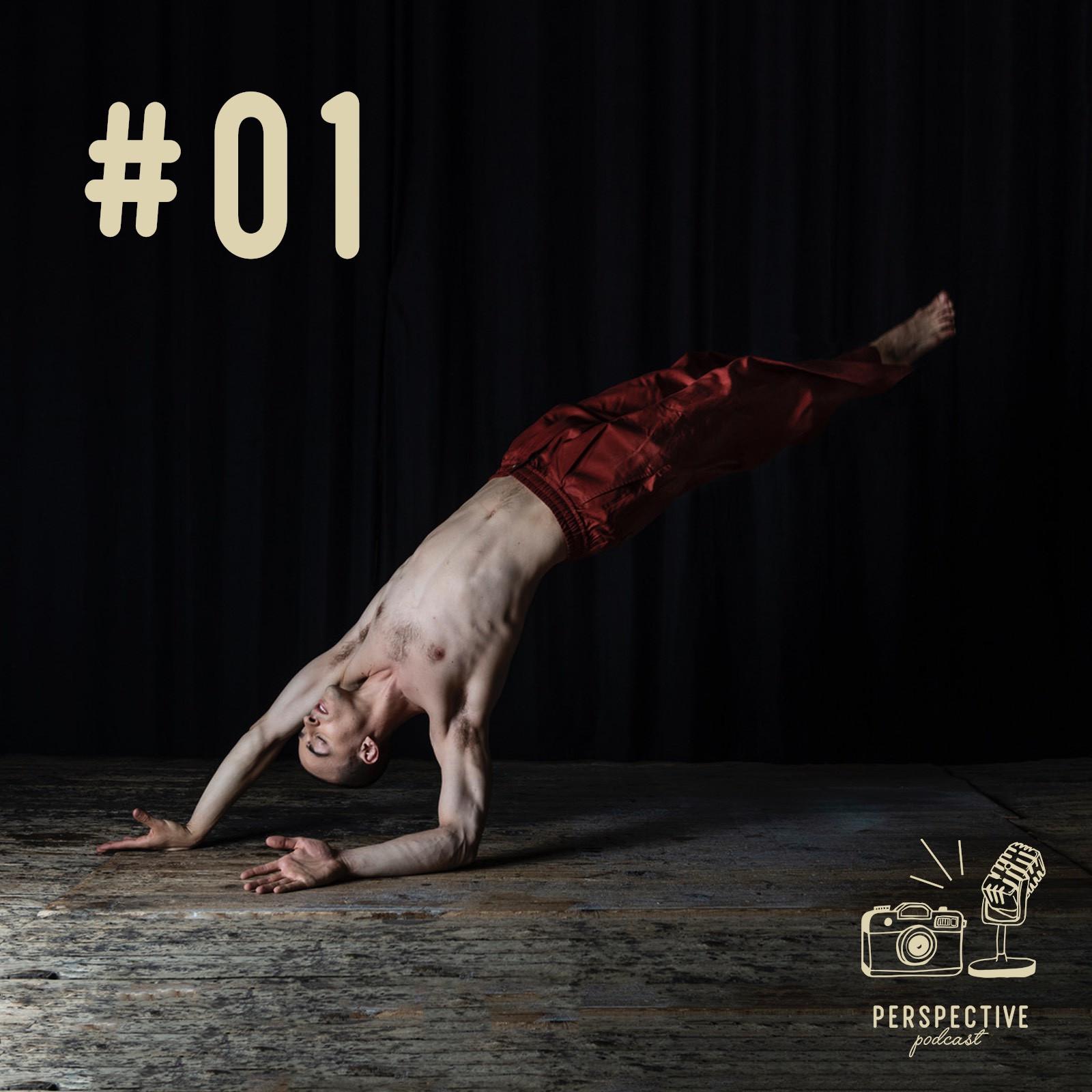 (#1) Julien Benhamou et Shirwann Jeammes | L'éternisation du corps en mouvement