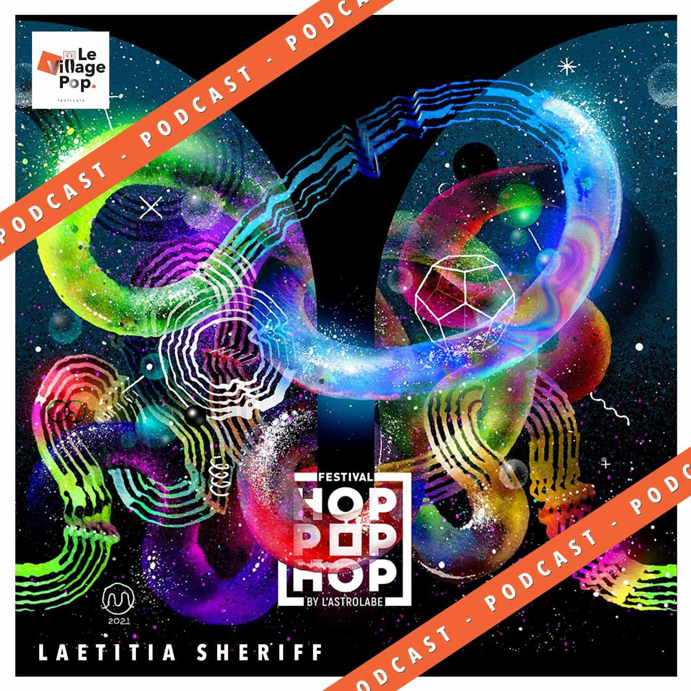 Festival HOP POP HOP 2021 - Laetitia Shériff