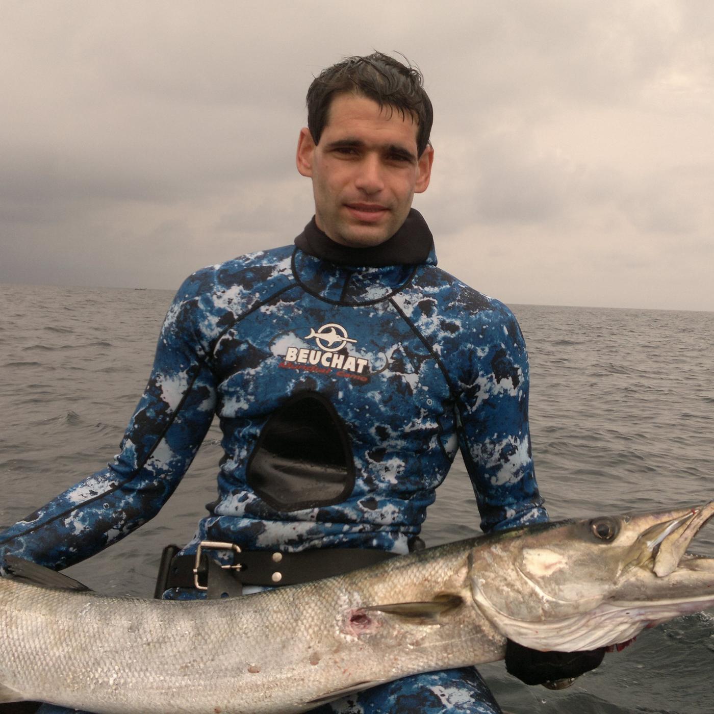 #20 - Passion sous-marine : Jean-Luc Casares, instructeur d'apnée !